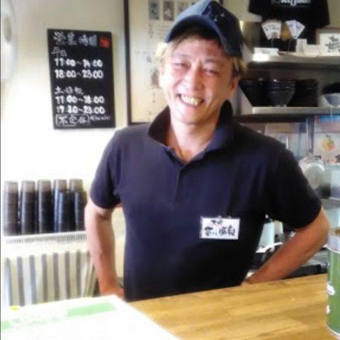 歌志軒 岡崎法性寺店オーナー 東川さん